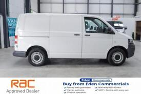 2012 12 VOLKSWAGEN TRANSPORTER 2.0 T28 TDI BLUEMOTION TECHNOLOGY 1D 84 BHP DIESE