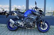 Yamaha MT10 MT-10 MT - 10 ABS - Aktion KW 47