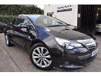 2012 Vauxhall Astra GTC 1.7 CDTi 16v SRi 3dr (start/stop)