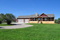 Beautiful Country Home For Sale On 6 Acres