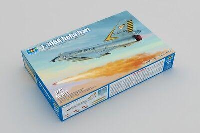 TRUMPETER® 01682 F-106A Delta Dart in 1:72