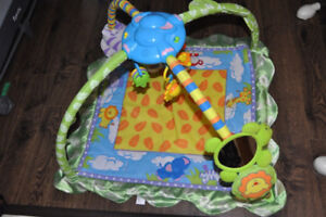 Play mat or Activity gym