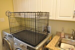 Wire dog kennel for sale