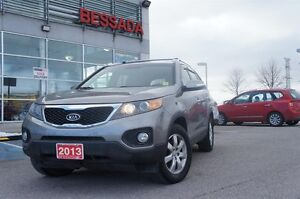2013 Kia Sorento 3.5L LX V6 AWD 7-Seat at