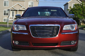 Almost new 2011 Chrysler 300 C with 49200 km. only (388 horses)