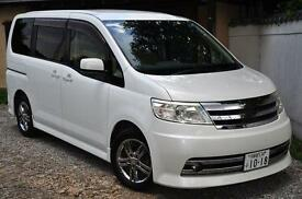 NISSAN SERENA RIDER VERSION, 2005, 2.0 PETROL, AUTOMATIC, 72,000 MILES IN PEARL