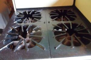 antique gas stove London Ontario image 7