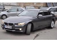 2014 BMW 3 Series 2.0 320d Luxury 4dr (start/stop)