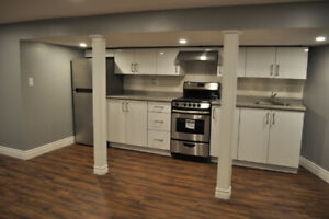 ALL INCLUSIVE Renovated Basement Apartment for Lease