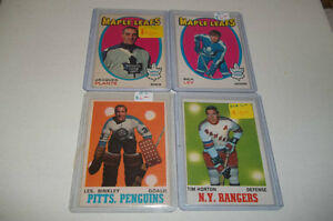 1970's OPC NHL & WHA Stars & Rookie Cards !! Individually Priced
