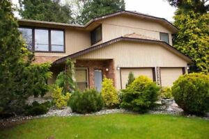 House for Rent in South Surrey/White Rock Ocean Park Area