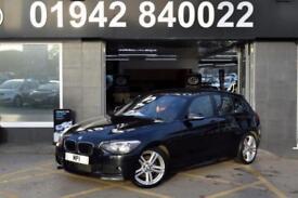 2013 63 BMW 1 SERIES 2.0 120D M SPORT 5D 181 BHP 5DR 6SP ECO 181BHP DIESEL HATCH