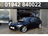 2013 63 BMW 1 SERIES 2.0 120D M SPORT 5D 181 BHP 5DR 6SP ECO 181BHP DIESEL HATCH