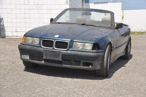 V BMW e36 325iC 1995 BMW 2dr Convertible M52 with 5 speed JC8384