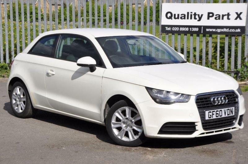 2011 audi a1 1 6 tdi se 3dr in wembley london gumtree. Black Bedroom Furniture Sets. Home Design Ideas