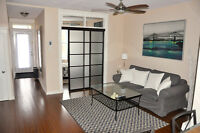 Shiny new 3 1/2 ALL Furnished, appliances incl, 15 min Downtown