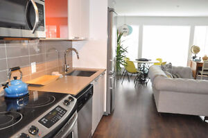 """Chocolat Box"" Condo starting at $150 CAD/night Parking Incl"