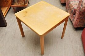 XMAS SALE NOW ON!! Oak Coffee Table -Can Deliver For £19
