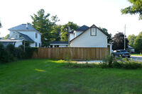 Residential Lot in Downtown of Beautiful Historic Perth