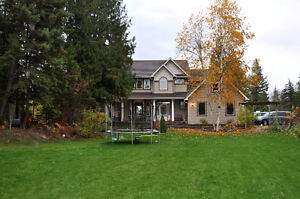 Country living with 2006 built home by White Lake / Tappen 2.9Ac