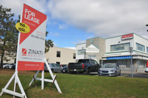 SHOWROOM/OFFICE SPACE FOR SALE
