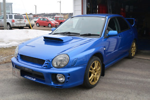 JDM Subaru WRX STI Version 7 RHD/ Lachute Performance Engine