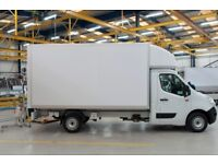 24/7 man and van hire with driver delivery, courier, moving services shot notice urgent clearance.