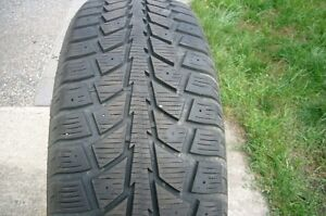 Used set of 4 ice & snow tires