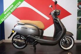 2017 17 SINNIS ZEN 125 NEW FOR 2017