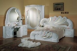 ITALIAN BEDROOM SET FURNITURE HIGH END BEAUTIFUL only $3000 obo
