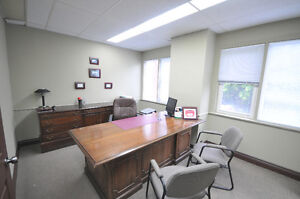 PROFESSIONAL OFFICE SPACE FOR LEASE – DOWNTOWN CORNWALL