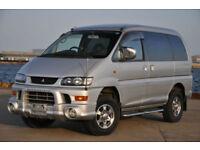 MITSUBISHI DELICA CHAMONIX 2003 (8 SEATER)(LTD REDUCED NOW £6995