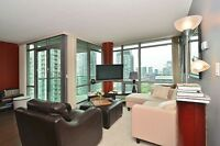 Amazing large 1 bedroom close to all the action furnished or not