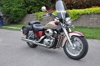 2000 Honda 750 ACE Senior owned