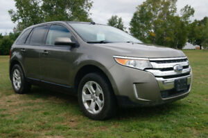 2013 Ford Edge SEL SUV, Crossover AWD LEATHER LOADED WARRANTY