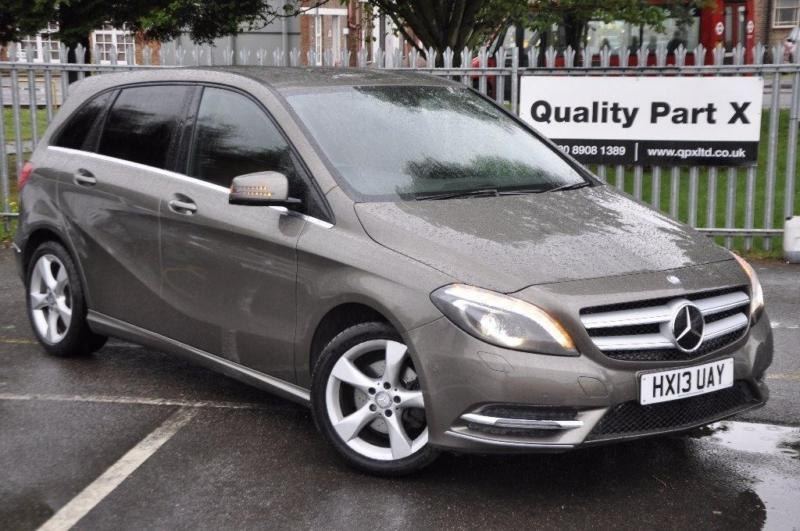 2013 mercedes benz b class 1 8 b180 cdi blueefficiency sport 7g dct 5dr in harrow london. Black Bedroom Furniture Sets. Home Design Ideas