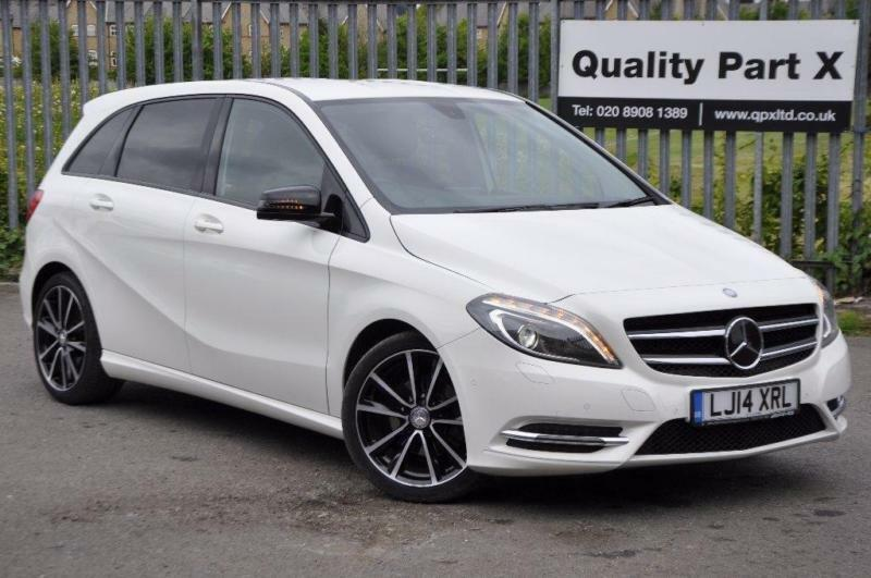 2014 mercedes benz b class 1 5 b180 cdi sport 5dr in harrow london gumtree. Black Bedroom Furniture Sets. Home Design Ideas