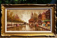 toile peinture tableau