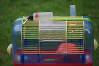Hamster/Small animal Cages with accessories