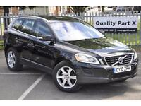 2010 Volvo XC60 2.4 D5 SE Lux Geartronic AWD 5dr