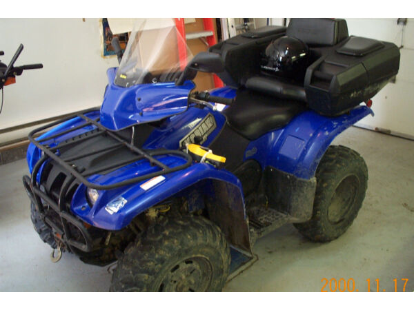 Used 2004 Yamaha kodiak 400 ultramatic