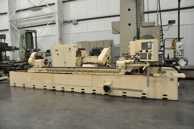 19752005 4r Landis 2-axis Cnc Cylindrical Grinder 14 X 120 Fanuc Oi-tc