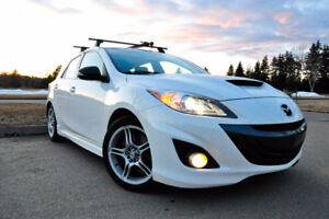 LOW KM Mazdaspeed3- excellent condition