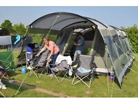 Outwell Montana 6p tent. Well looked after and in excellent condition