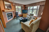 Canmore Mountain Vacation Condo - 2 beds 2 baths lockoff unit