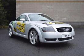 2001 X AUDI TT 1.8 QUATTRO 3D 177 BHP *******WIN ME FOR ONLY £50********