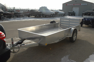"2017 Strong Haul Trailer,66"" X12' solid sides"