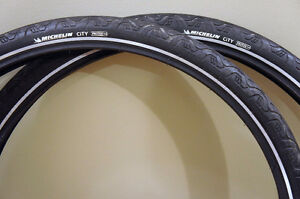 Almost New - Michelin City ProTek Plus - 26 x 1.85 Kitchener / Waterloo Kitchener Area image 1