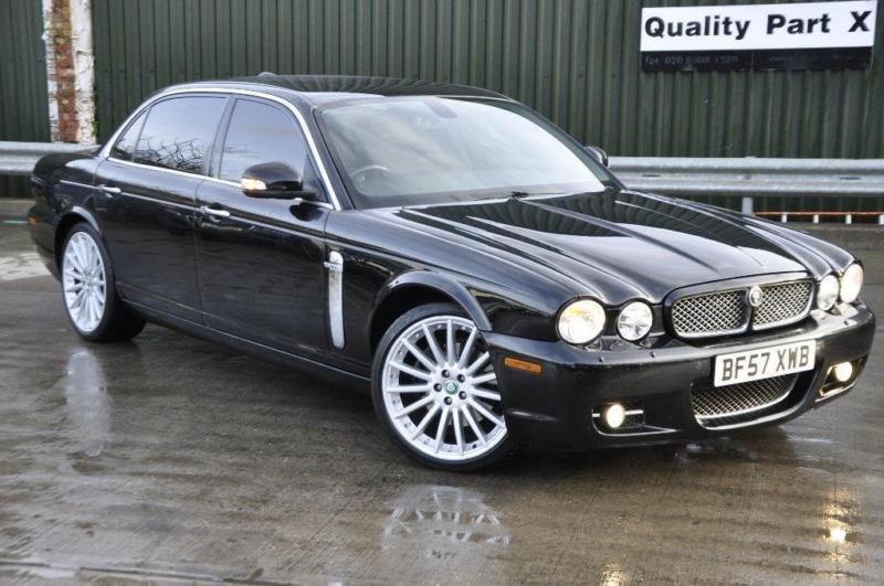 2007 jaguar xj 2 7 td sovereign lwb 4dr in north. Black Bedroom Furniture Sets. Home Design Ideas
