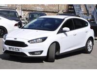 2015 Ford Focus 1.6 Ti-VCT Zetec Powershift 5dr